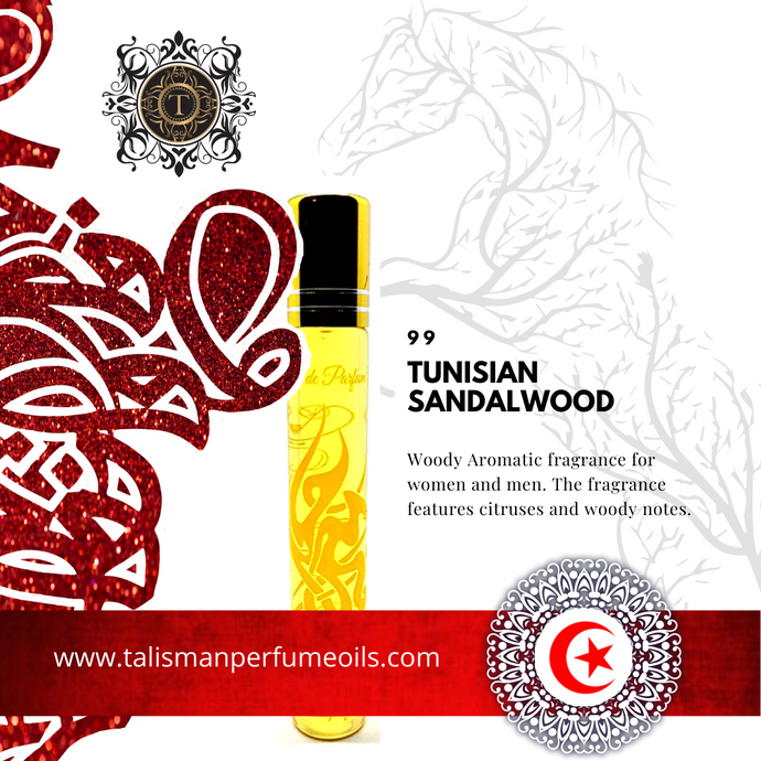 Tunisian Sandalwood - ( 99 )