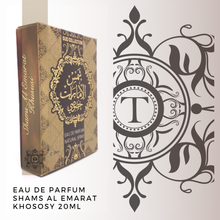 Load image into Gallery viewer, Shams Al Emarat Khososy - Eau De Parfum - 20ML
