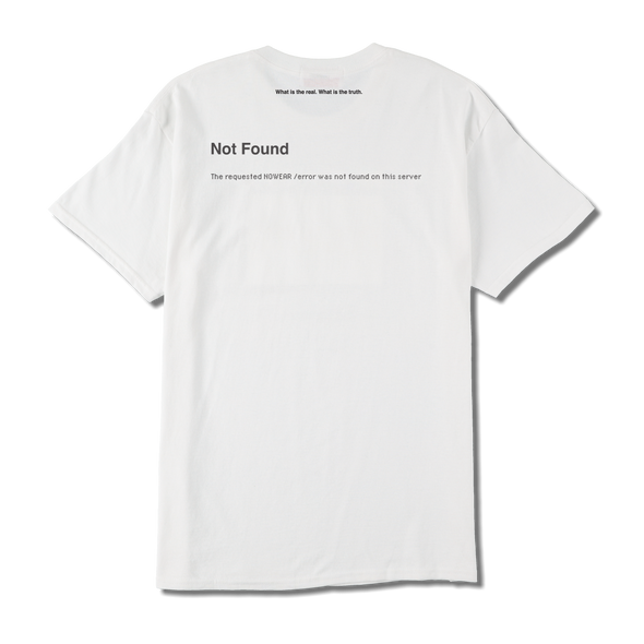 NW-TS-003 Not Found T-shirts