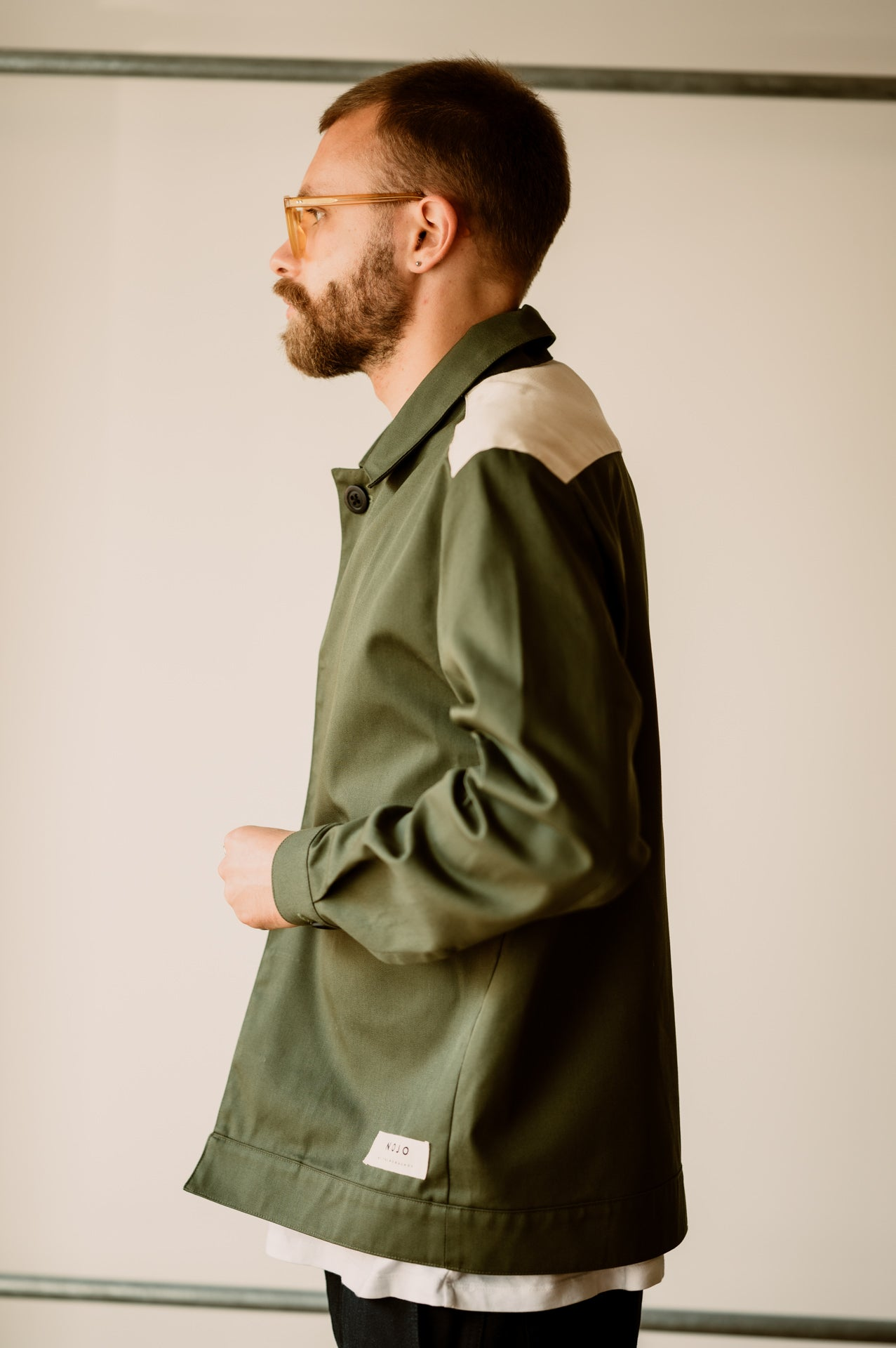 NOJO // THE BOILER JACKET