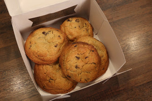 1/2 Pound Capital Cookies (6 or 12)