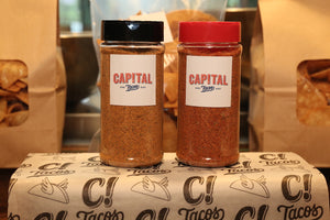 The Capital Spice Rack (2 Pack)