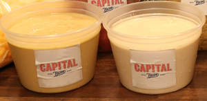 The Capital Sauce Sampler