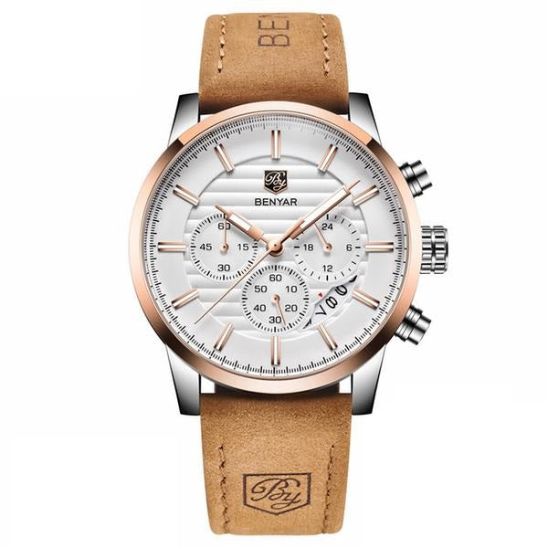 Montre chronographe <BR> Naples
