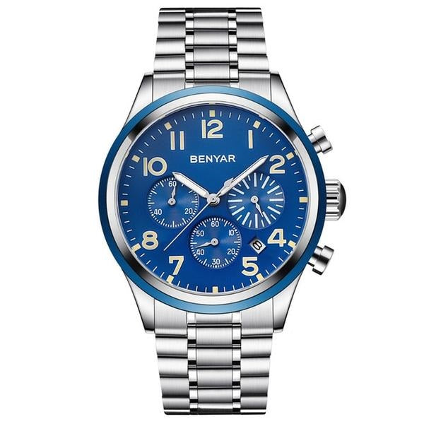 Montre chronographe <BR> Geelong