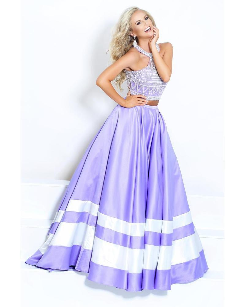 Two Piece Ballgown