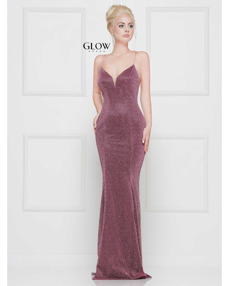 Wine Sweetheart Fitted Dress with Open Back