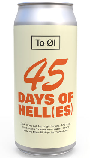 45 Days of Hell(es)