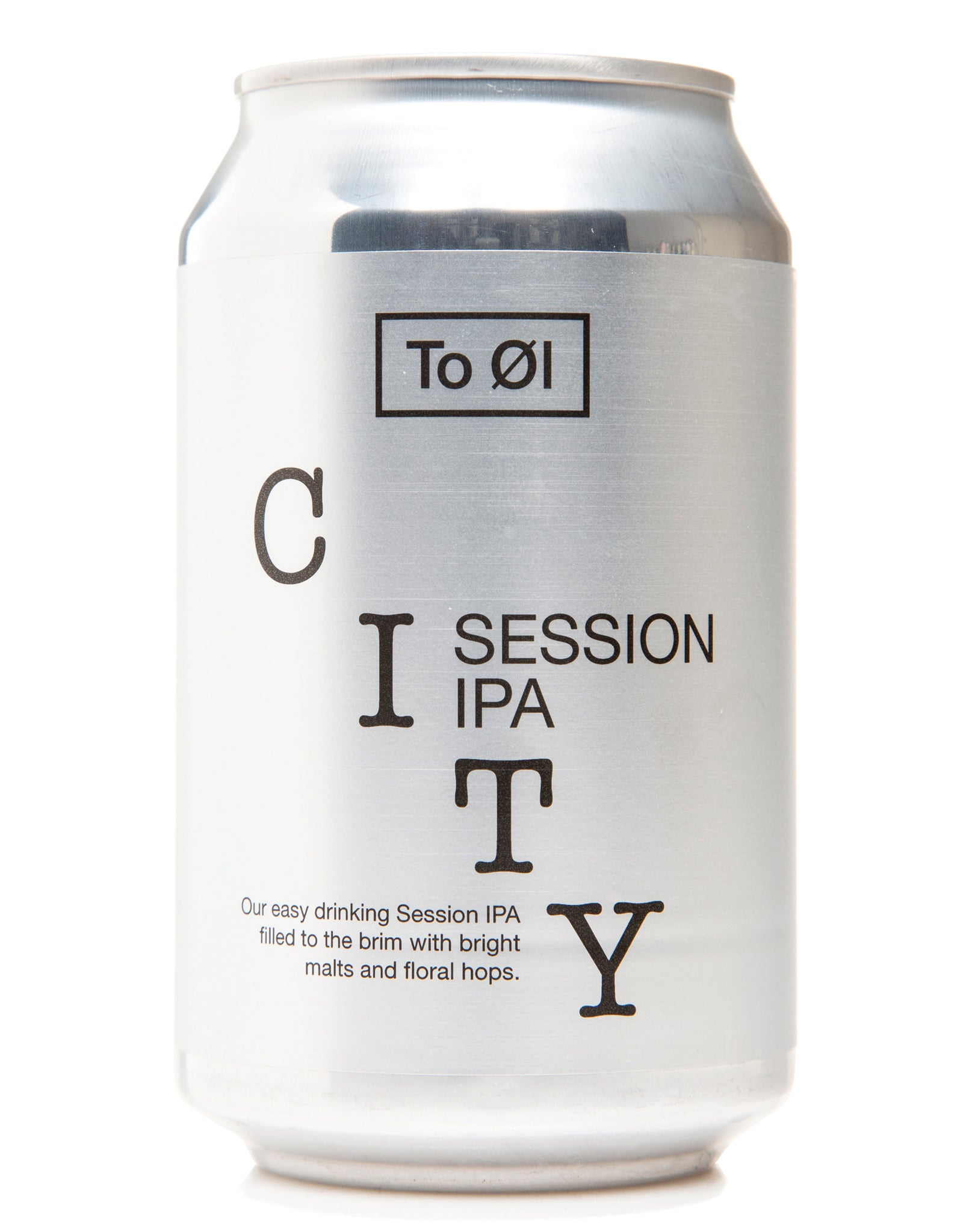 City Session IPA 33cl Can