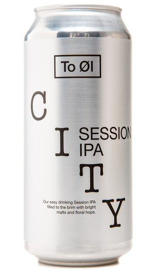 City Session IPA Can