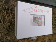 Load image into Gallery viewer, Personalised Large A4 Deep Photo Gift Box