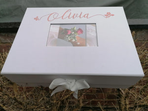 Personalised Large A4 Deep Photo Gift Box