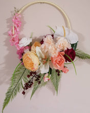 Load image into Gallery viewer, Sunblush Hoop Bouquet
