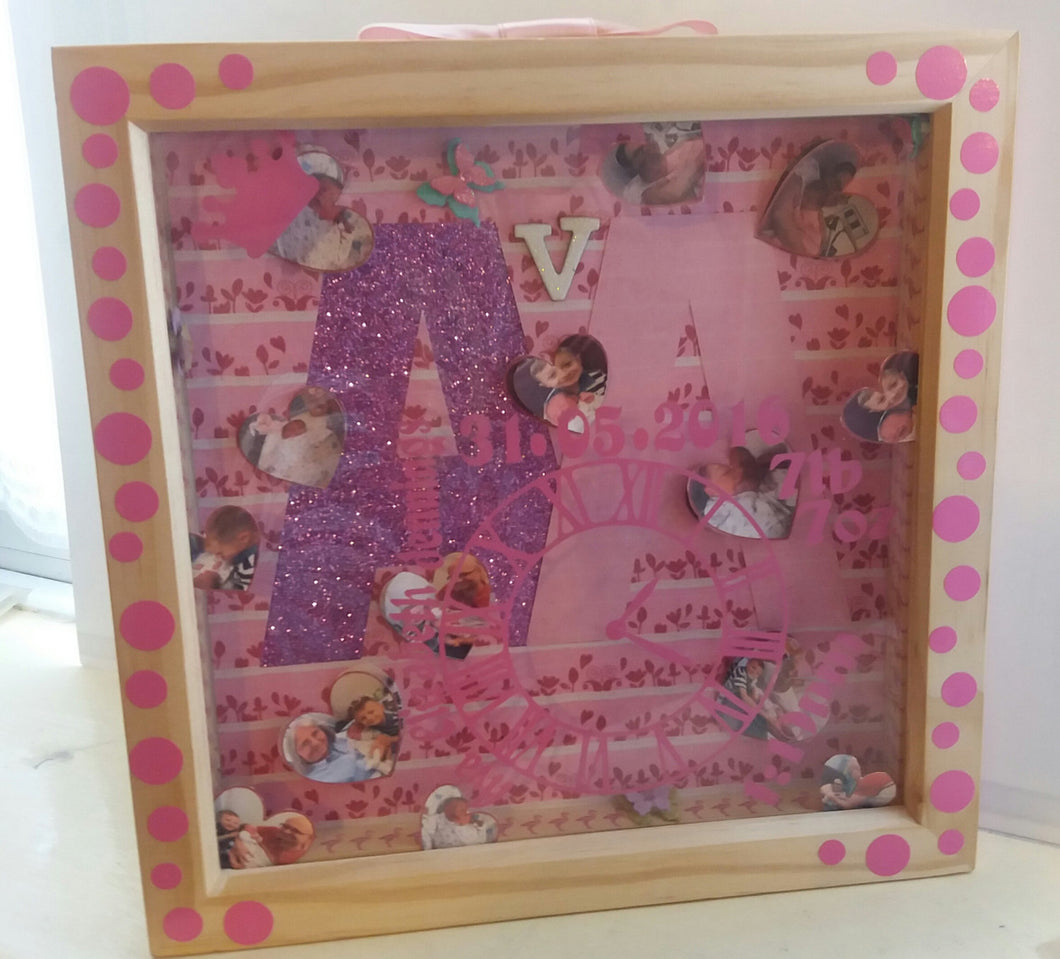 Memory Box Photo Frame