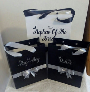 Large Personalised Gift Bag