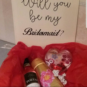 Wedding Day Gift Box