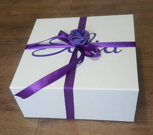 Personalised XL Deep Bridesmaid Gift Box