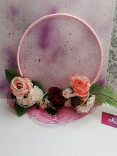 Load image into Gallery viewer, Pink Hoop Bouquet