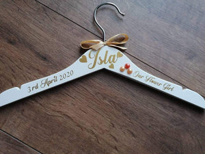 Children Personalised Hanger