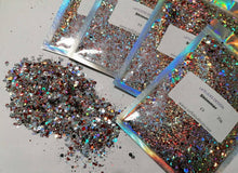 Load image into Gallery viewer, Shimmer chunky glitter mix