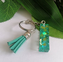 Load image into Gallery viewer, Personalised Letter I keyring