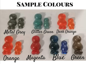 Jelly Baby Couple - Engagement Present - Mixed Couples present