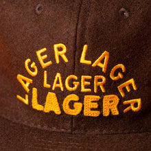 Load image into Gallery viewer, Ebbet's Field Dark Lager Lager Lager Lager Hat