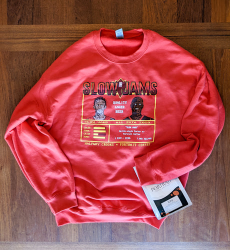 Slow Jams Sweatshirt