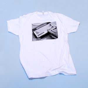 It Is Beer Time Tee (White)