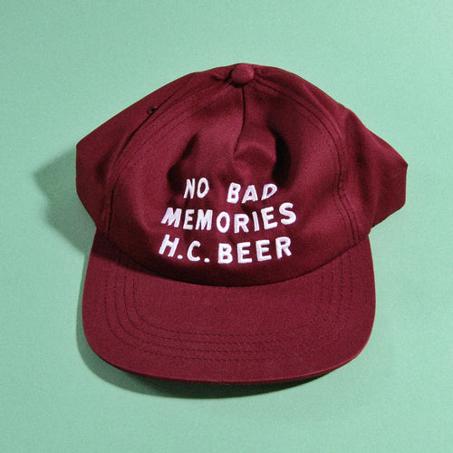 No Bad Memories Hat