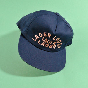 Lager Lager Lager Lager Hat [special pink]