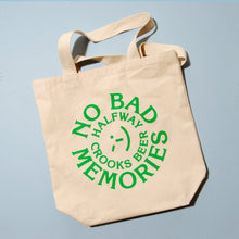 Load image into Gallery viewer, NO BAD MEMORIES ;-) Tote Bag