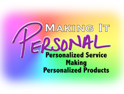 Making It Personal Logo