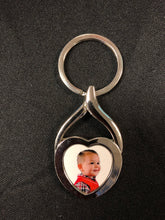 Load image into Gallery viewer, Keychain, Heart