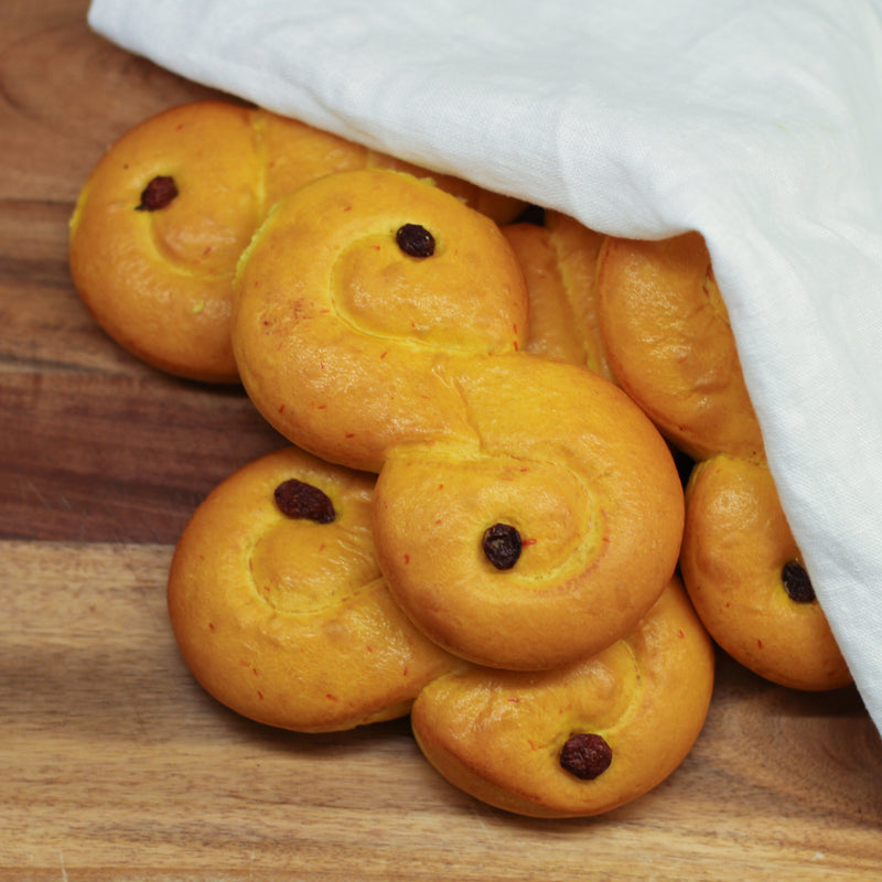 Lussekatter 5-pack