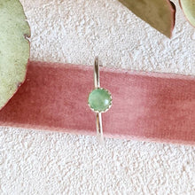 Load image into Gallery viewer, Aventurine ring