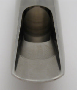 Ponzol Vintage Model Stainless Steel Tenor Saxophone Mouthpiece