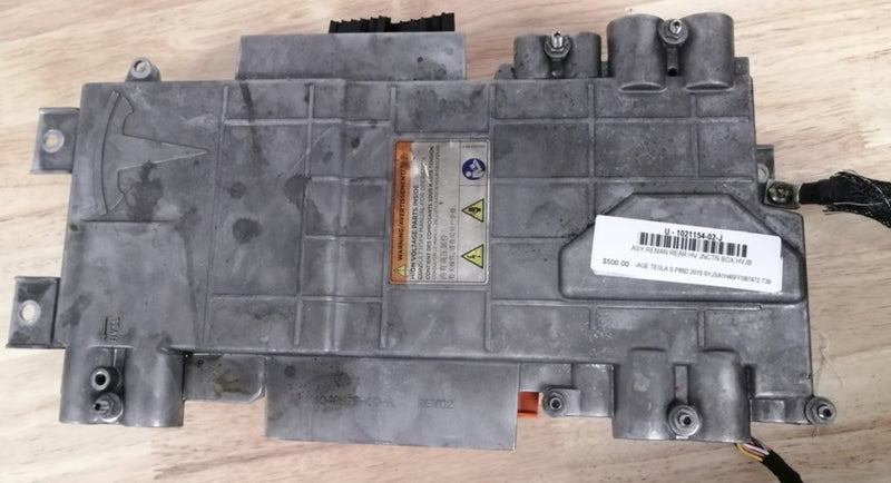 ASY,REMAN REAR HV JNCTN BOX,HVJB 1048893-00-A
