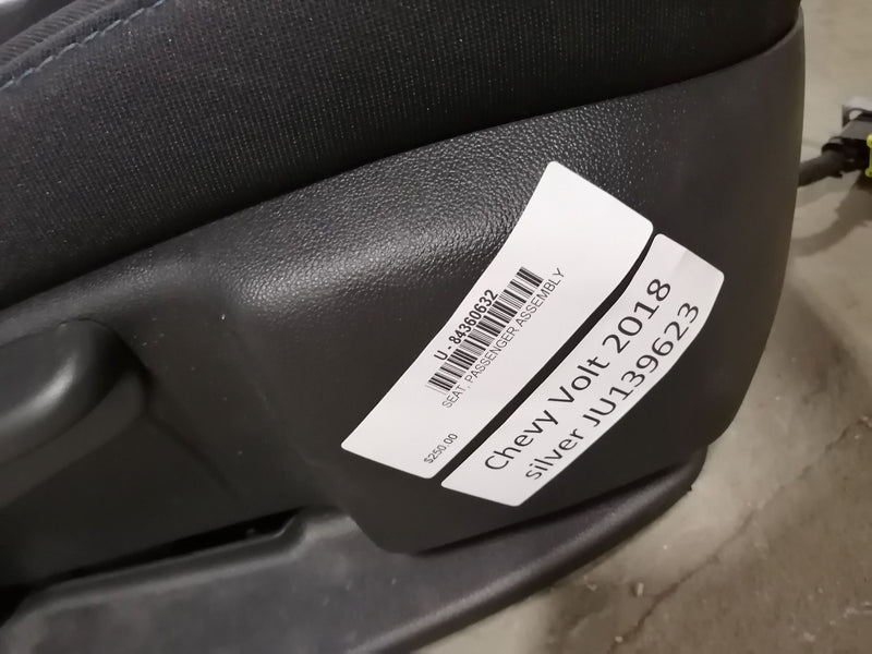 SEAT, PASSENGER ASSEMBLY 84360632