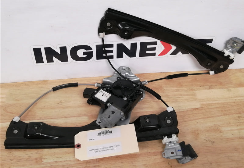 Window Regulator (Front) LEFT 22938326