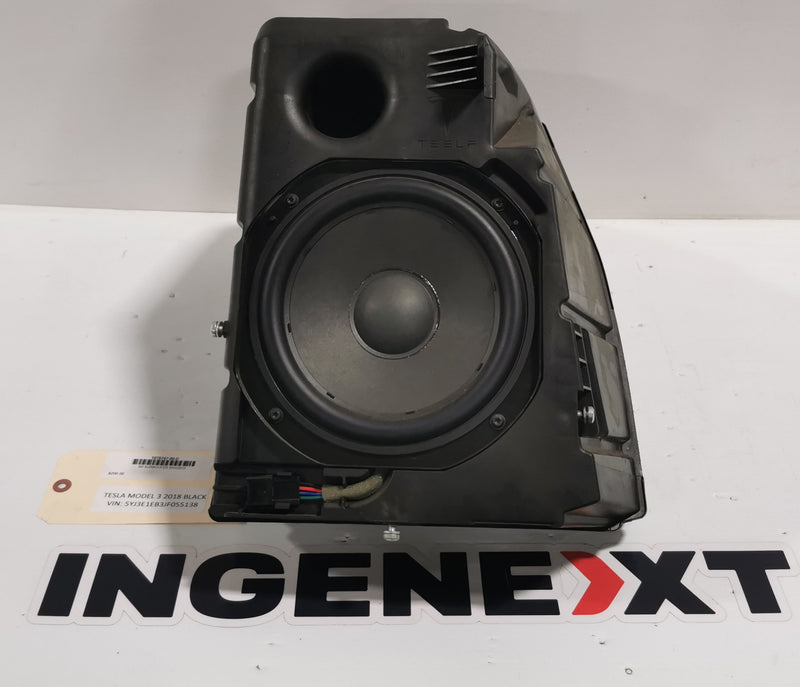 Tesla Model 3 AUDIO,SPEAKER,SUBWOOFER,ASY 1079747-00-D