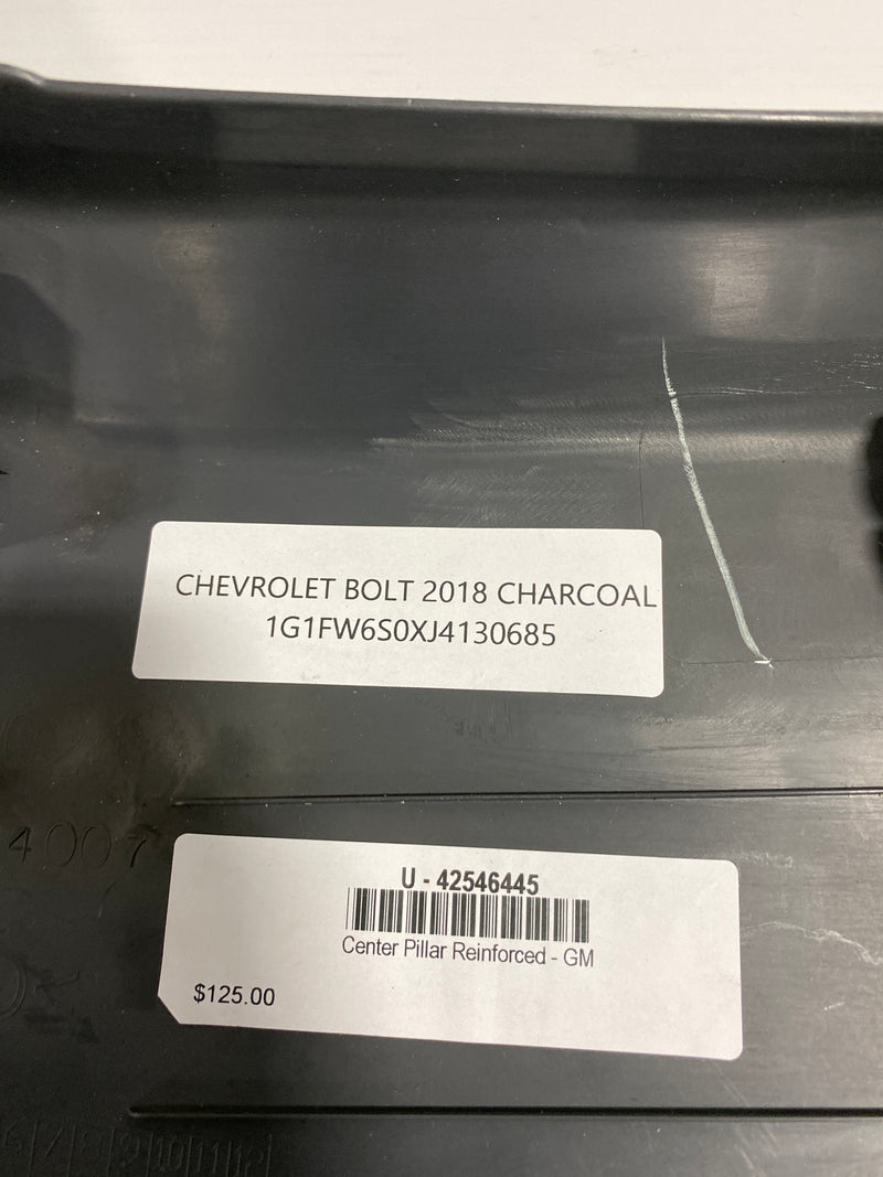 Chevrolet Bolt EV Center Pillar Reinforced - GM 42546445