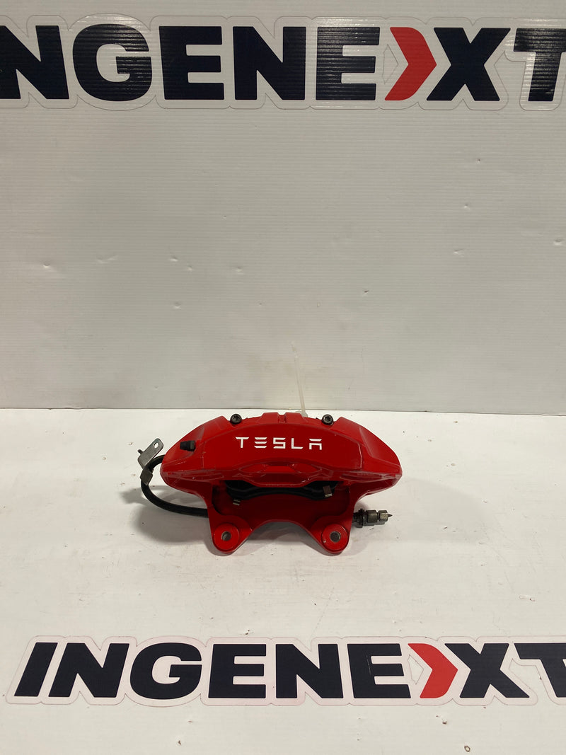Tesla Model 3 REAR / FRONT BRAKE CALIPER SPORT LEFT/RIGHT HAND BODY AND MOTOR 8008226-00-A