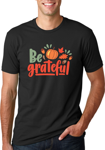 Be Greatful Thanksgiving Day Shirt