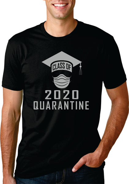 Class of 2020 Quarantine Tee Shirt