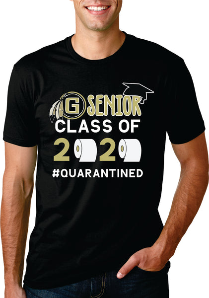 Gaffney High School 2020 Senior Tee Shirt