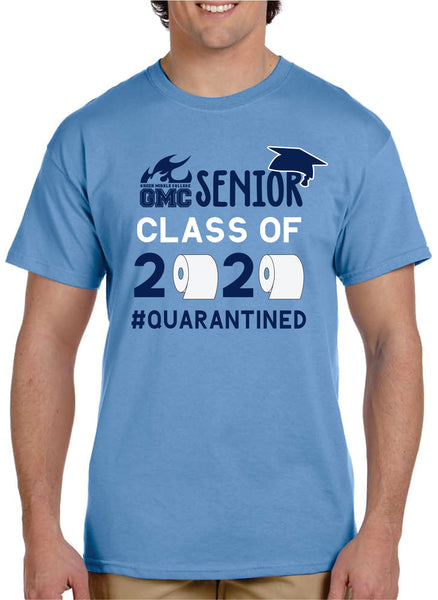 Greer Middle College 2020 Senior Tee Shirt