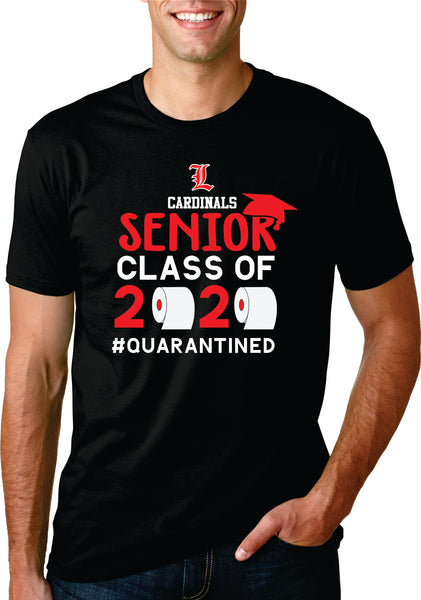 Landrum High School 2020 Senior Tee Shirt