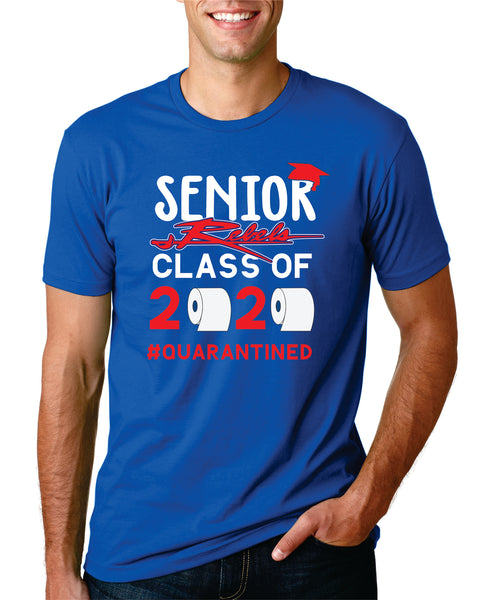Byrnes High School Class of 2020 Senior Tee Shirt