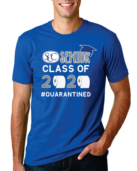 Spartanburg Community College Class of 2020 Tee Shirt